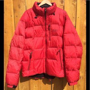 Vtg. Polo Sport Puffer Jacket